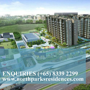 North Park Residences Show Flat
